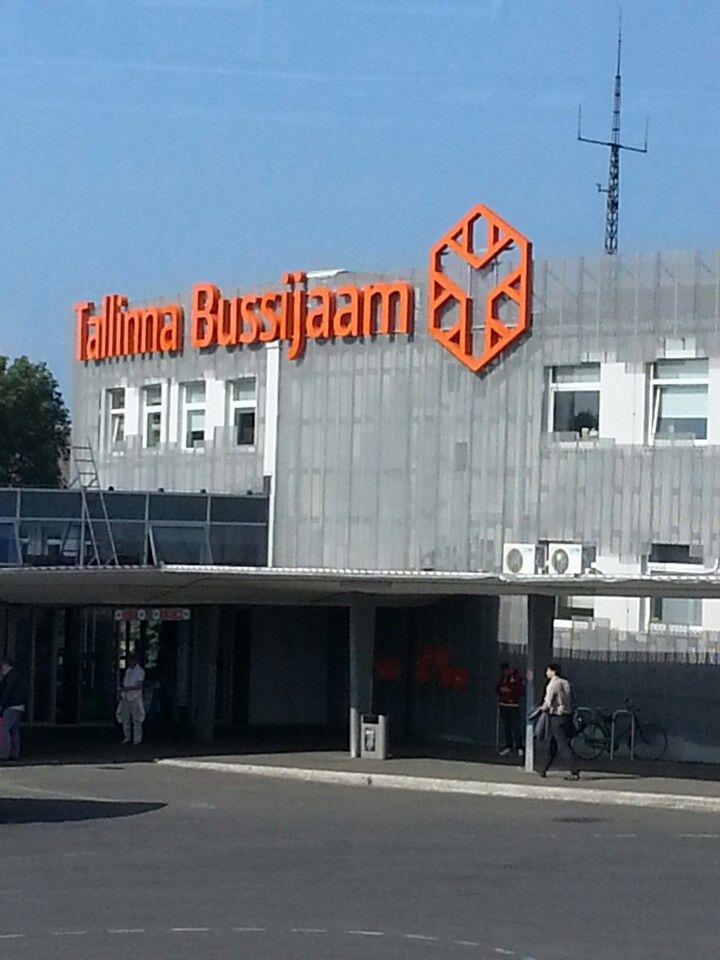 Tallinna Bussijaam v Tallinn, Harju maakond