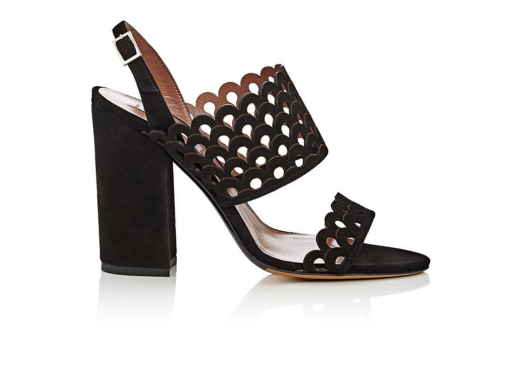 Sandals Suede Slingback Ilma Simmons Tabitha Cut Laser MqUzpVS