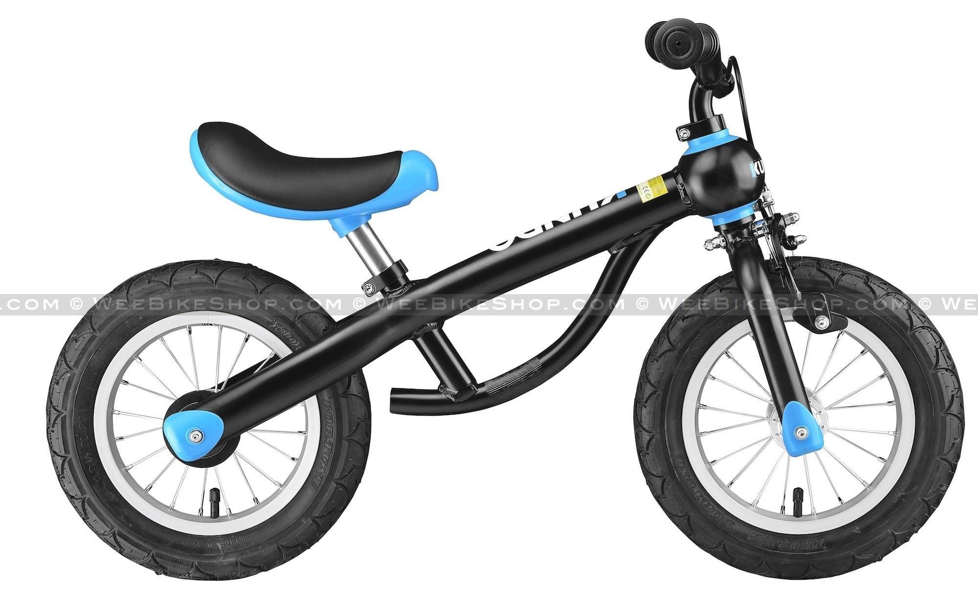 "Kundo Smarttrail-12 Blue  Kundo Smarttrail balance bike is transformed into a 12"" pedal bike! #balancebike #convertiblebike #kundousa"