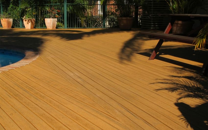 ideas for covering old decking in german,flooring for