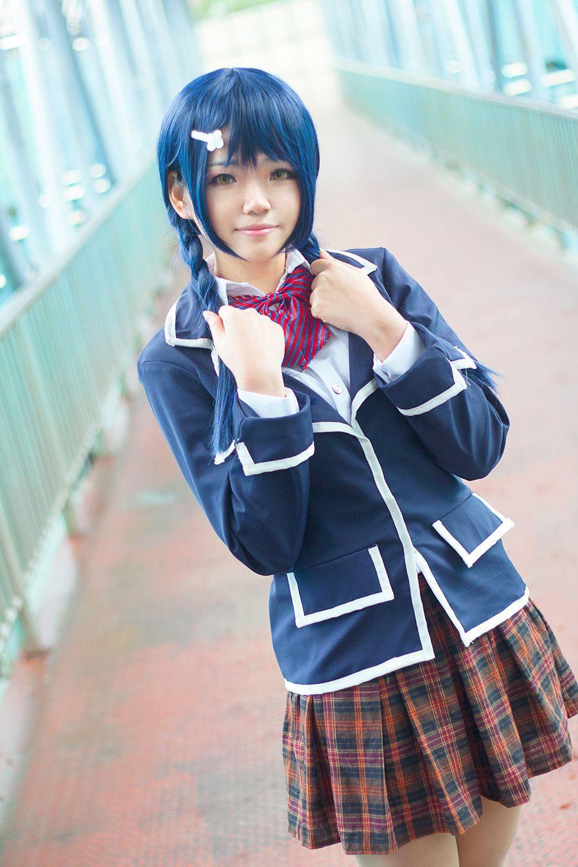 Megumi Tadokoro cosplay (Shokugeki no Souma),Tadokoro