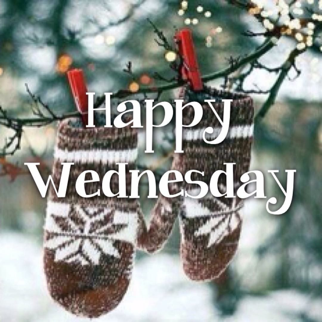 Image result for happy wednesday winter images