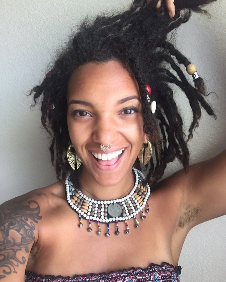 Hairspo Image By Taylor Lynn Beautiful Dreadlocks Black Girl
