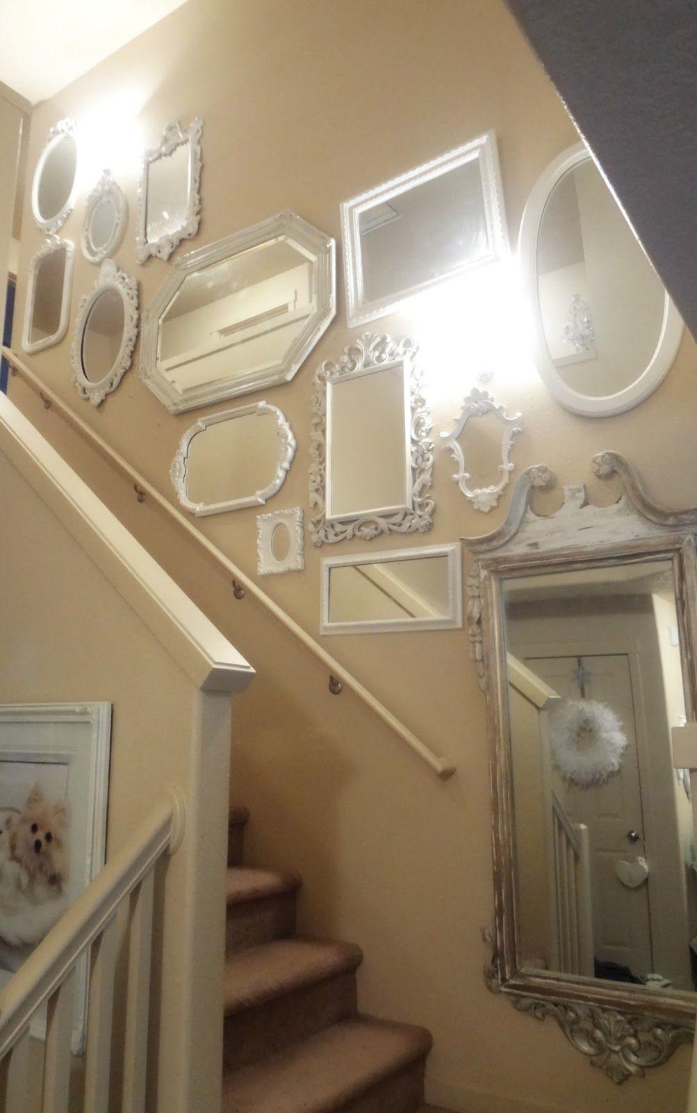 espejos | Cosas de decoración | Pinterest | Espejo, Escalera y Sueños