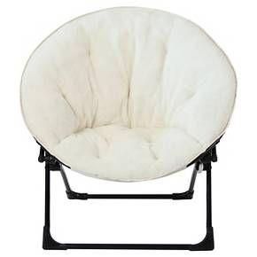 Groovy Fuzzy Kids Saucer Chair Cream Pillowfort Kids Rooms Forskolin Free Trial Chair Design Images Forskolin Free Trialorg
