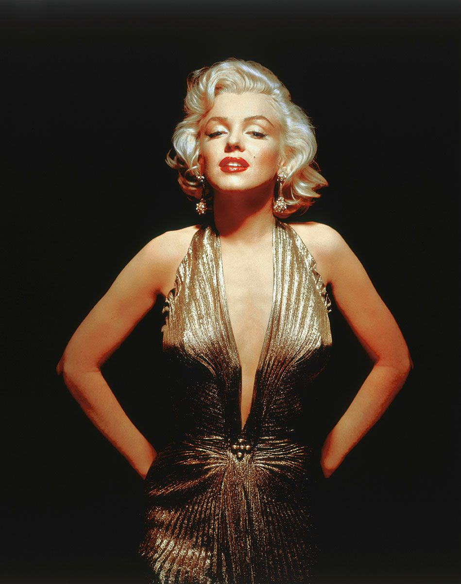 Cleavage Marilyn Monroe naked (74 photo), Tits