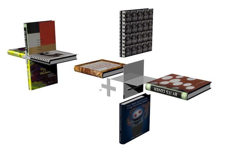 Wohin Mit Alten Büchern raumgestaltung ideen aus und mit büchern diy