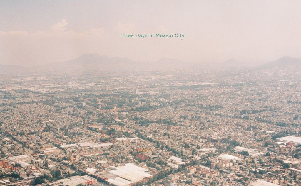 Three Days In Mexico City | Travel Photography - Ashley Dang Photography | Southern California, Orange County, Los Angeles, San Diego, Santa...