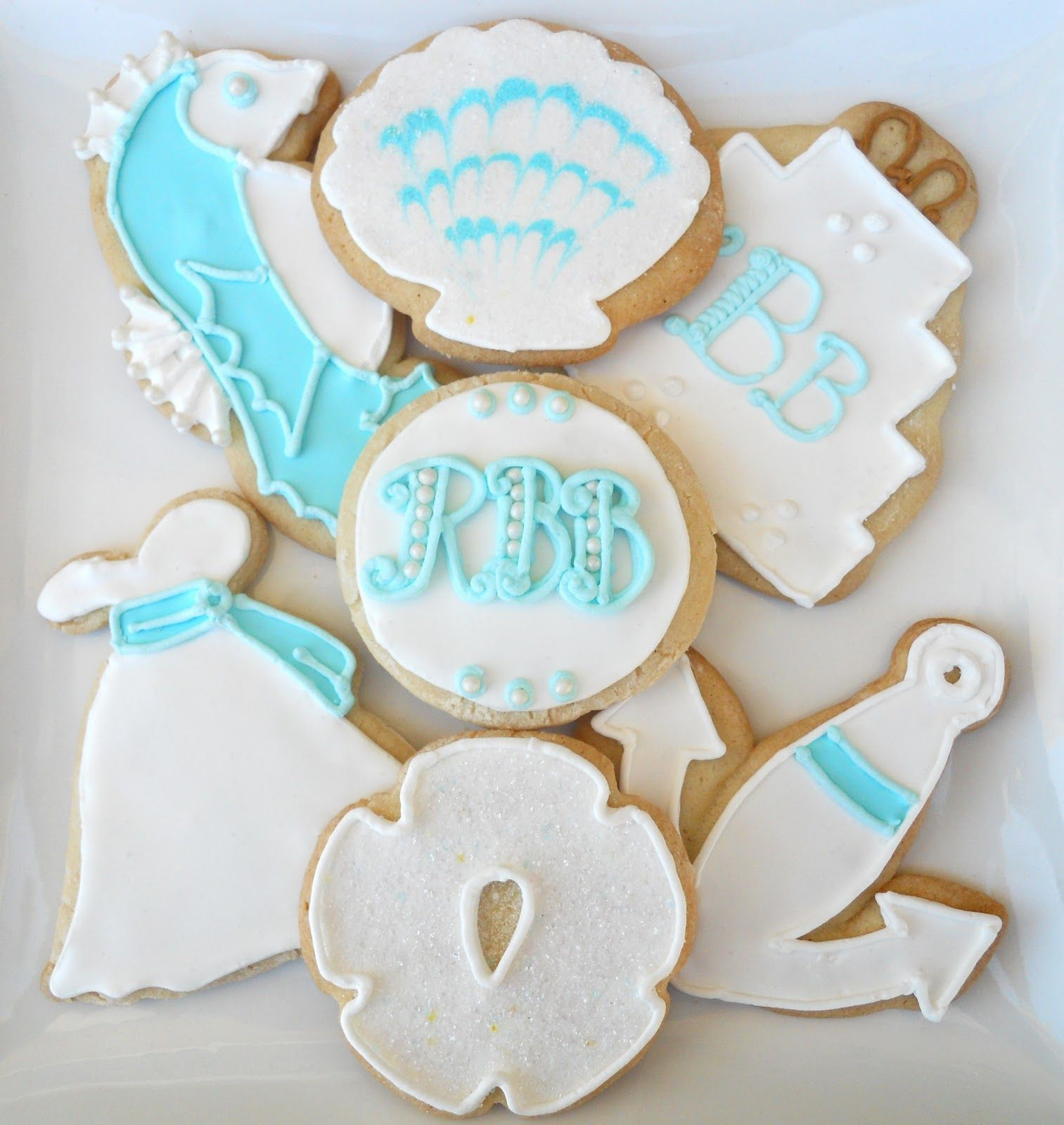 Nautical Wedding #Cookies | DIY Nautical Wedding Invitations & Ideas ...