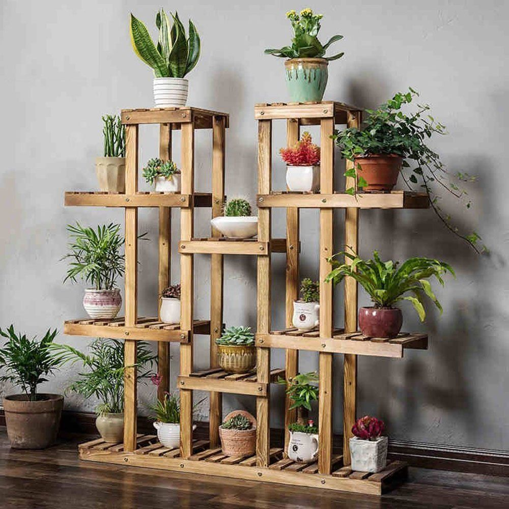 Estanter a para plantas especial decoraci n de hogar tu - Estanteria para plantas ...