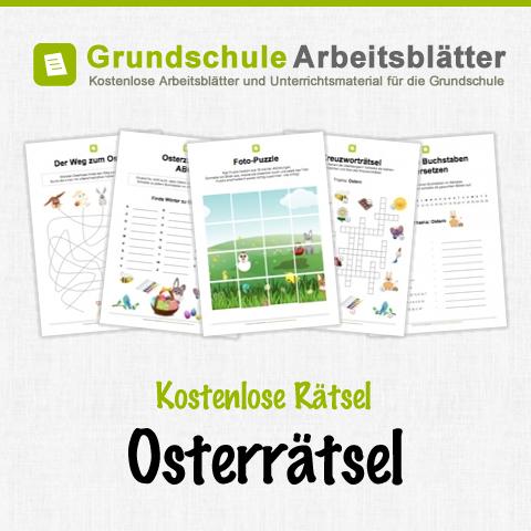 Kostenlose Rätsel zu Ostern für Kinder.   ag papier   Pinterest ...