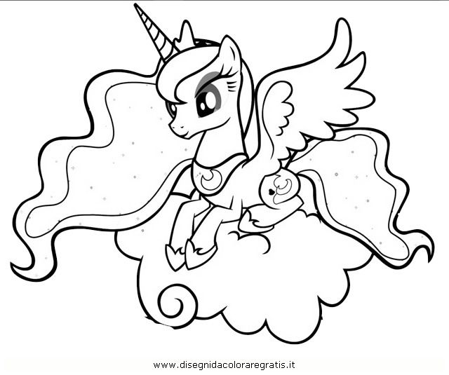 24 my little pony coloring pages princess celestia cartoons printable coloring pages coloringpin