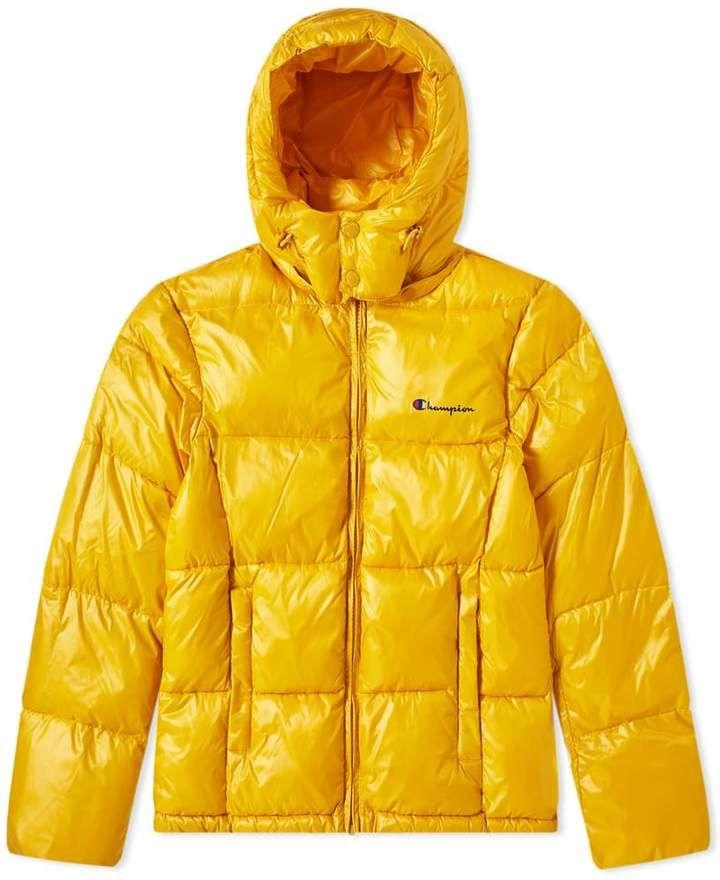 4544f88f Champion Reverse Weave Padded Jacket   Products   Padded jacket ...