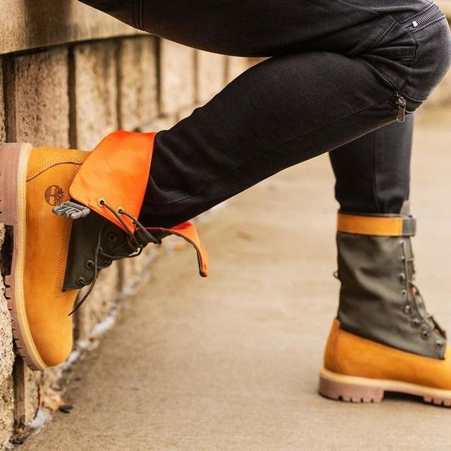 Functionally fresh. The Timberland Gaiter boot available