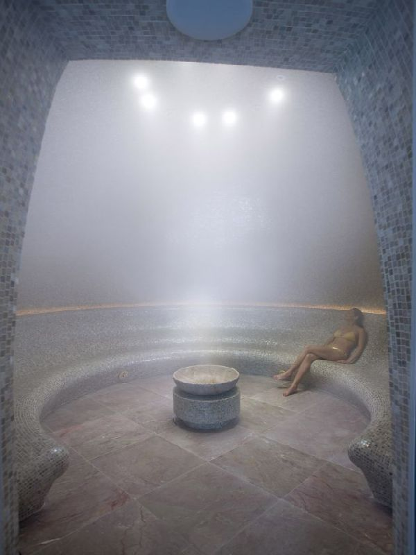 Stone Sauna Spas Room Design Ideas In Mandarin Oriental Riviera