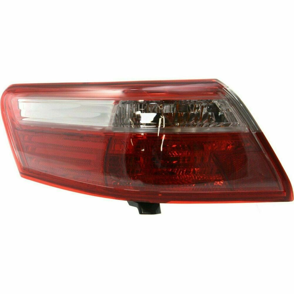 New Tail Lamp Lens And Housing Left For Toyota Camry 2007 2009 To2818131 4 Door Ebay Toyota Camry Camry Camry 2007