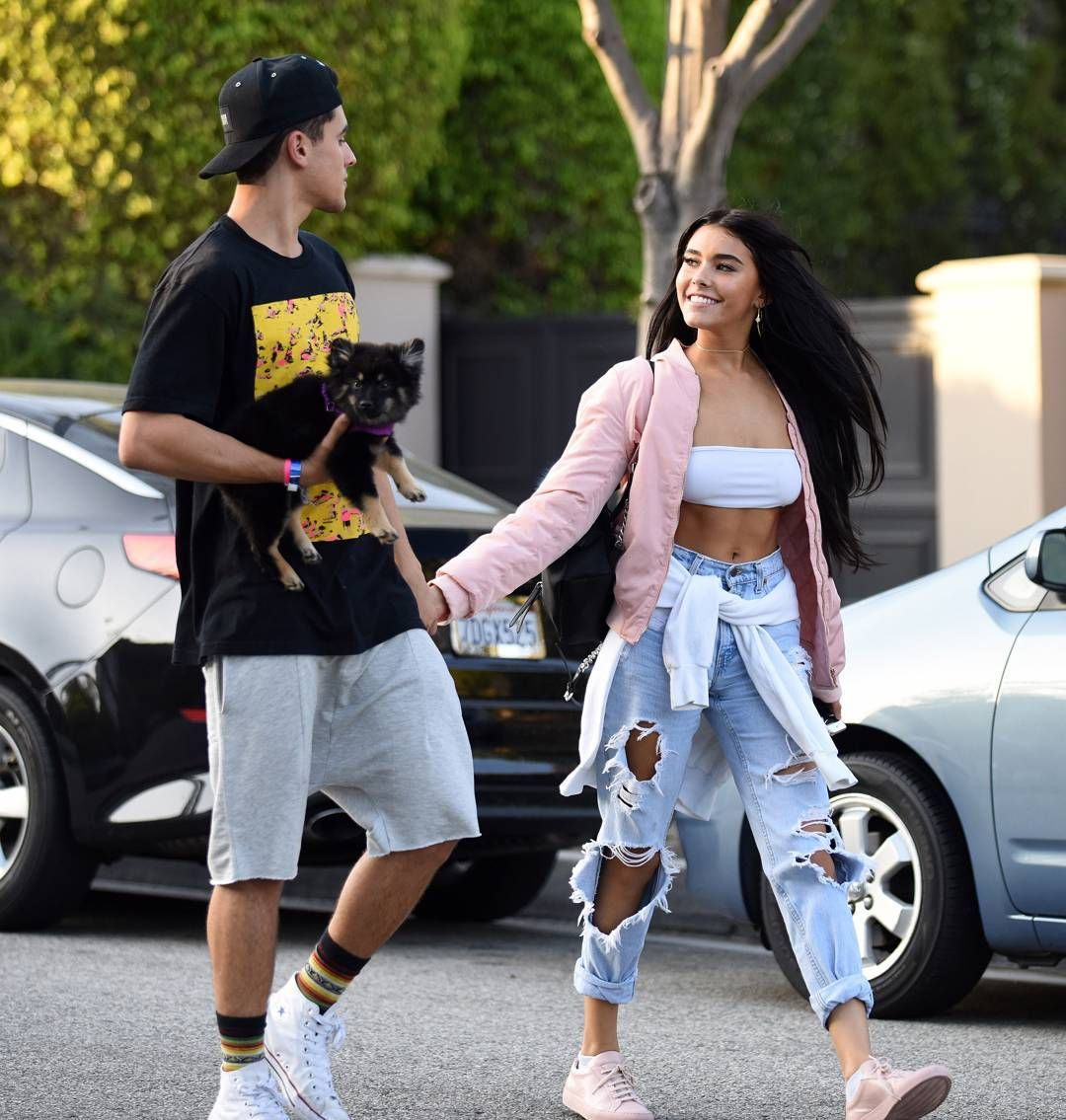 e4c613b63aa4 Madison Beer - Leaving a House Party in Beverly Hills three days ago!   MadisonBeer (August 27th