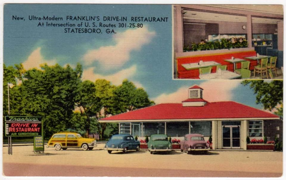 Franklins Restaurant Home Of The Worlds Worst Apple Pie
