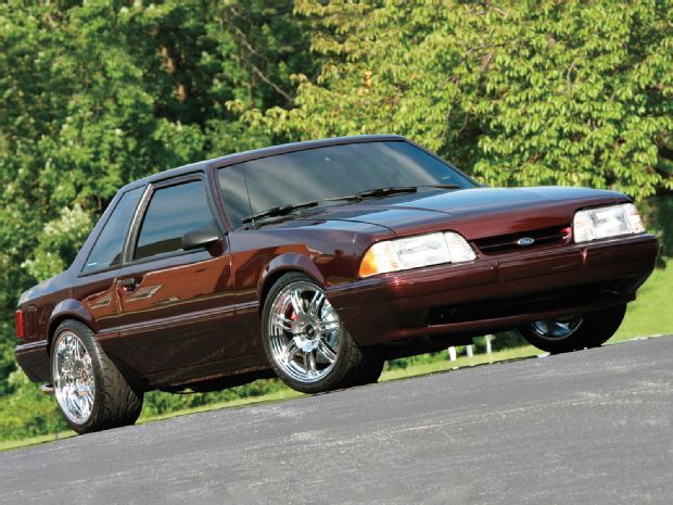 19+ Ford mustang lx notchback inspirations