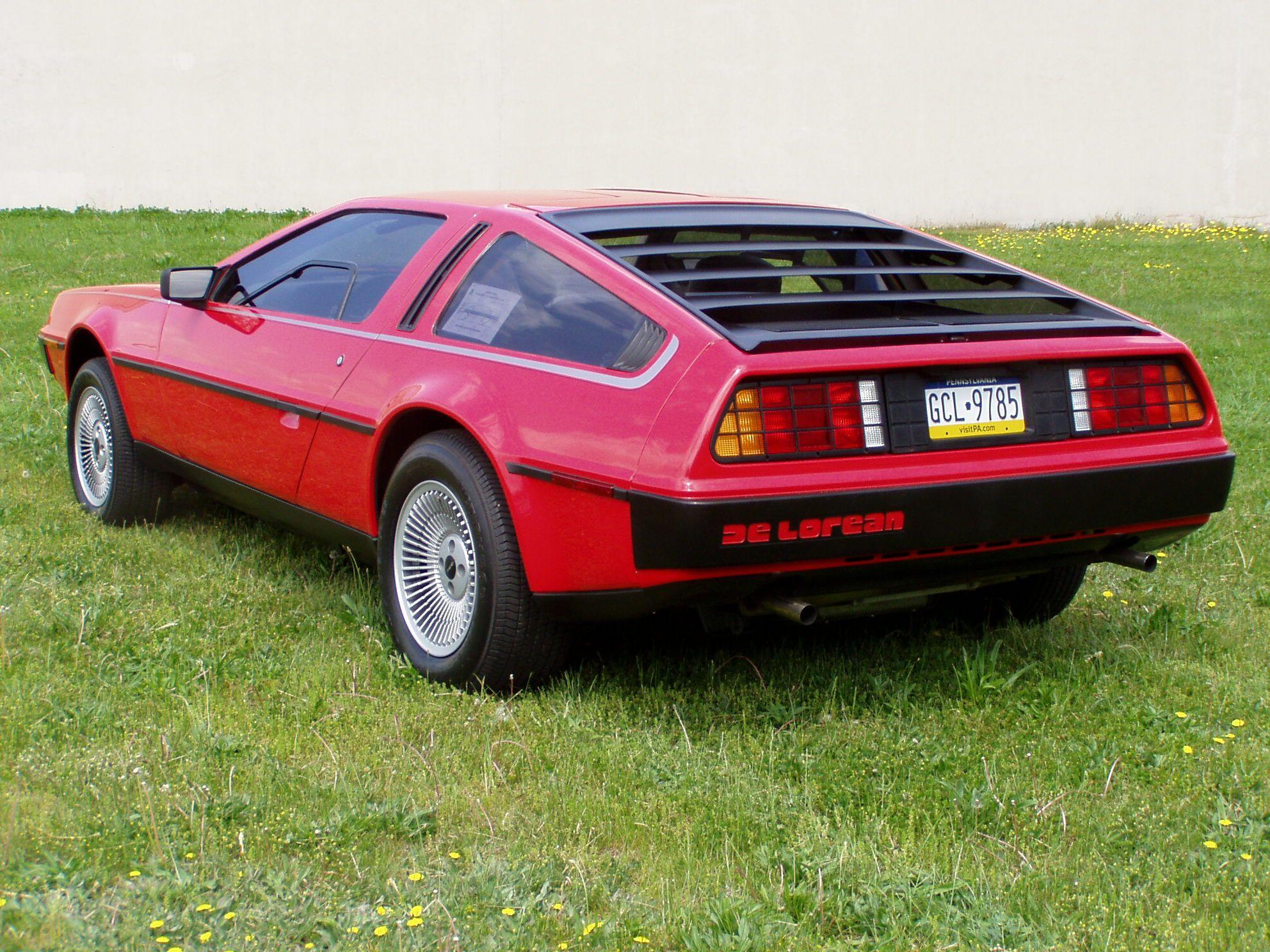 delorean cadillac | 1981 Delorean Two Door Sports Car & delorean cadillac | 1981 Delorean Two Door Sports Car | Automobiles ...