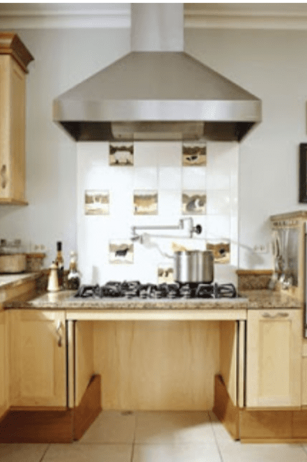 In The Kitchen Think Convenience And Comfort Most People Spend A Lot Of Time In Their Kitchens So Making T Accessible Kitchen Kitchen Remodel Kitchen Design