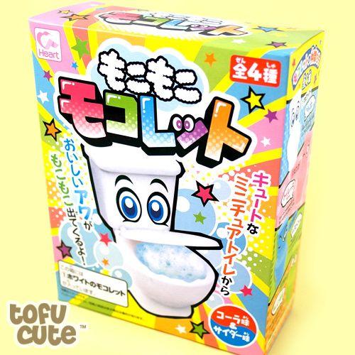 Buy Heart Moko Moko Mokoletto Foaming Toilet Candy At Tofu Cute