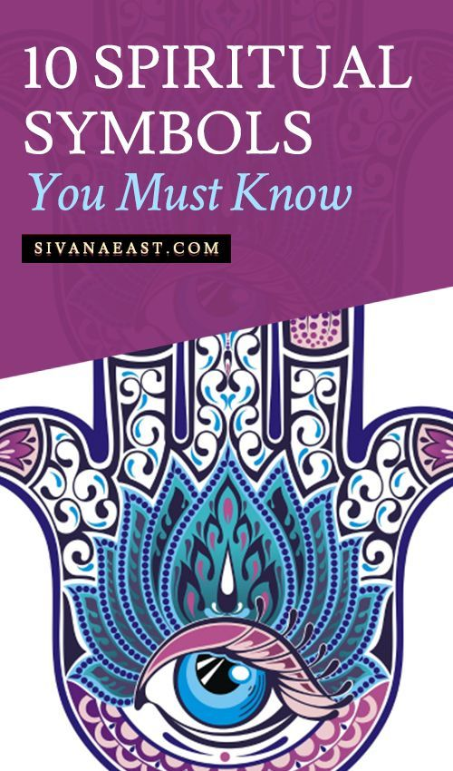 10 Spiritual Symbols You MUST Know | anglish verb