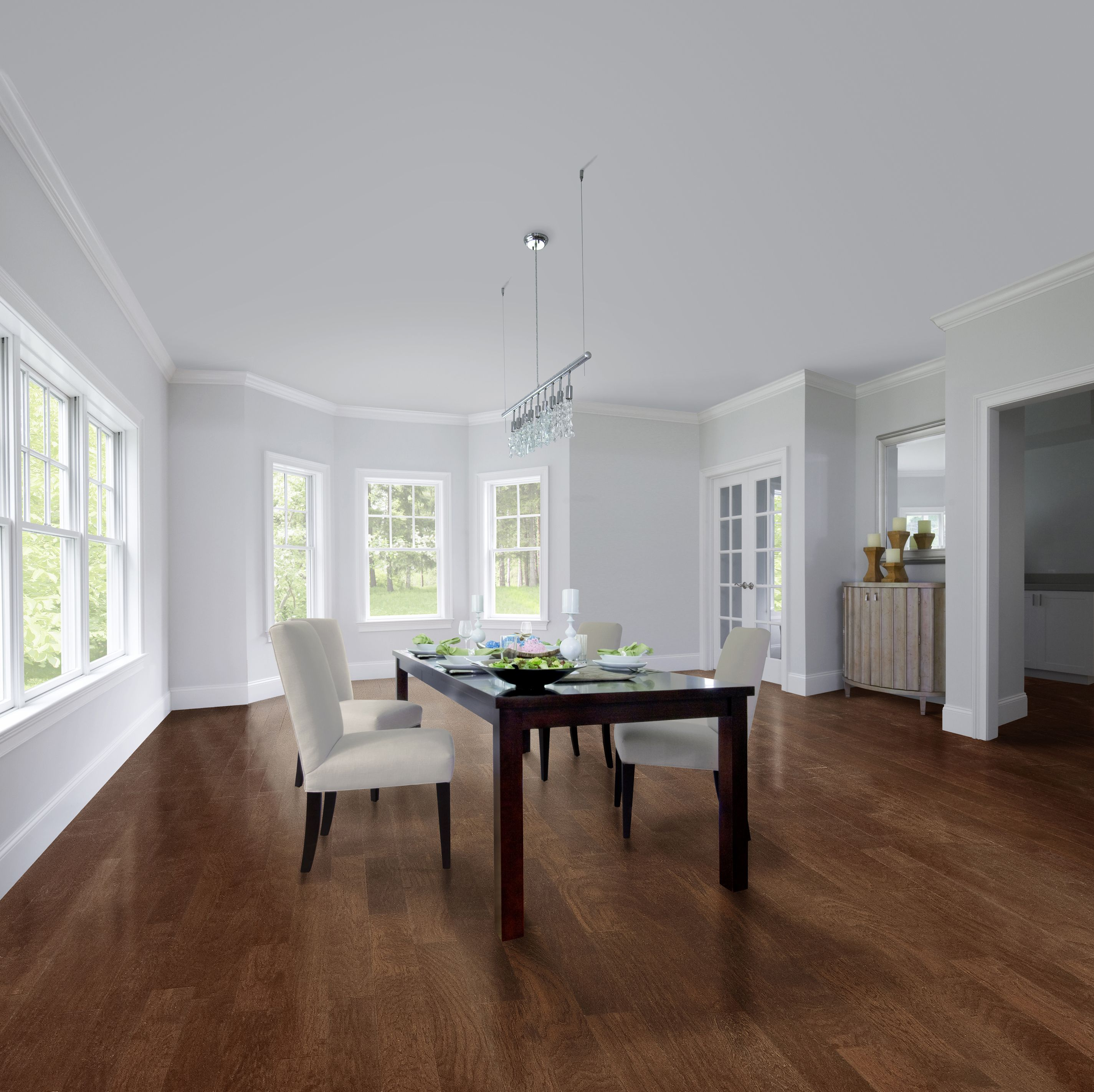 Invincible Hardwood Yes, this brand of hardwood is just