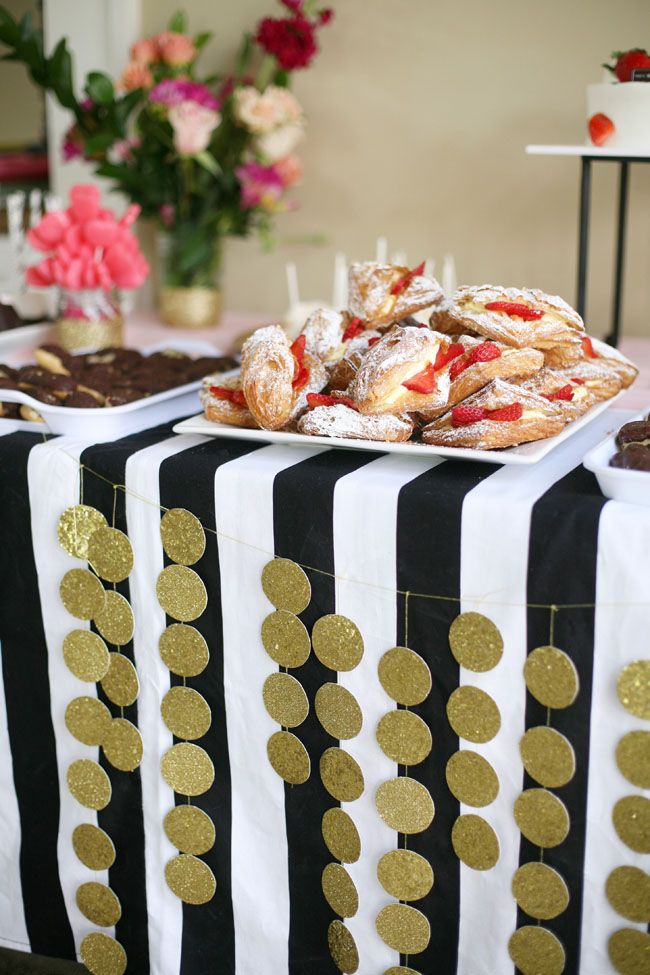 a kate spade themed bridalshower southern california private estate outdoor wedding photographer private estates vineyards villas and intimate