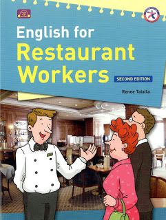 For workers pdf restaurant english