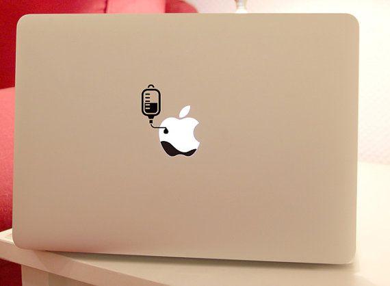 macbook pro decals macbook air decal skin door freestickersdecal, $2.99