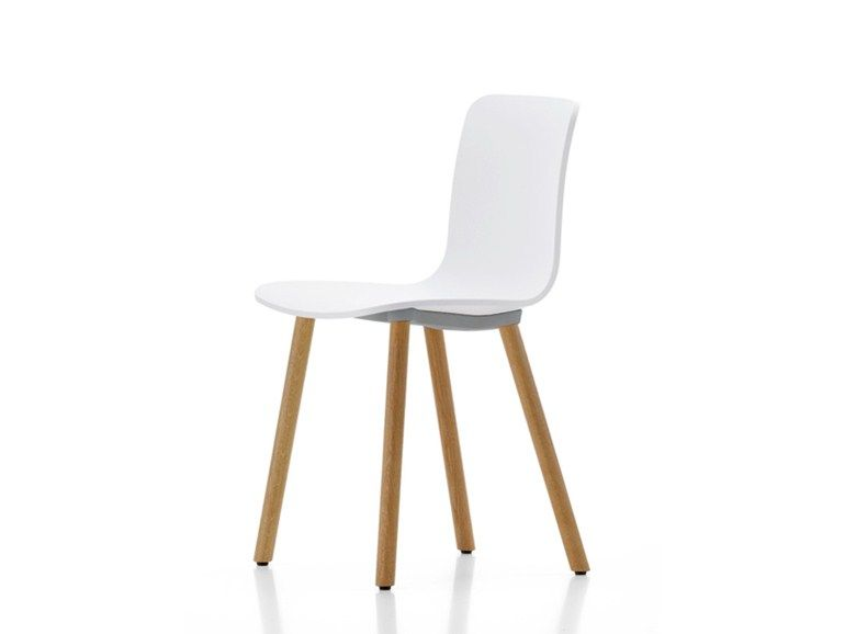 Vitra Design Stoelen.Wooden Chair Hal Wood Hal Collection By Vitra Design Jasper