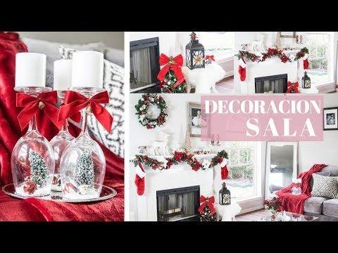 Decorar La Casa En Navidad Con Poco Dinero.Ideas Para Decorar Tu Casa En Navidad Con Poco Dinero