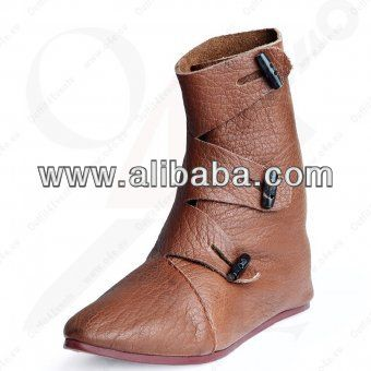 Galaxia Early period medieval Viking Boots