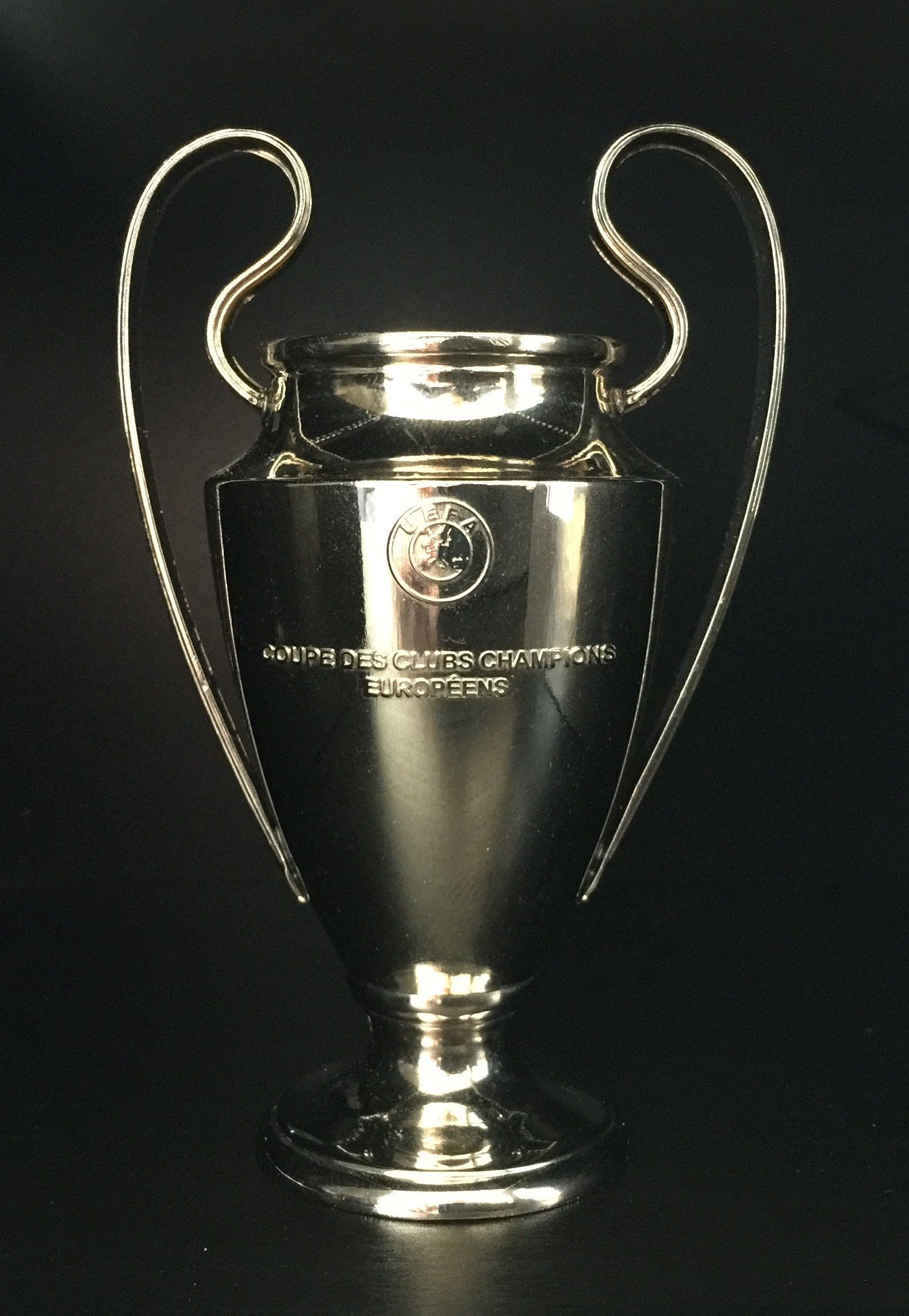 uefa champions league trophy 3d replica fred pinterest