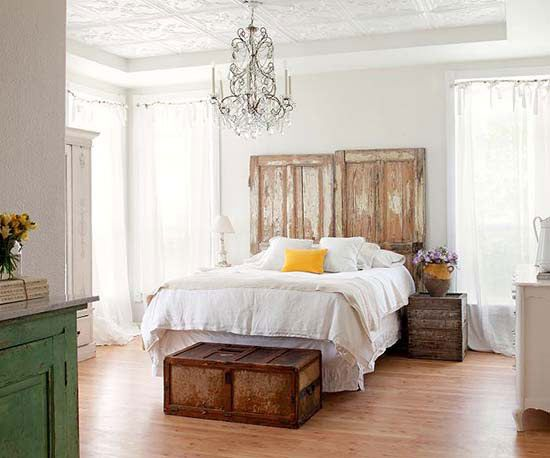 Clever Ideas For Flea Market Finds Farmhouse Style Bedrooms