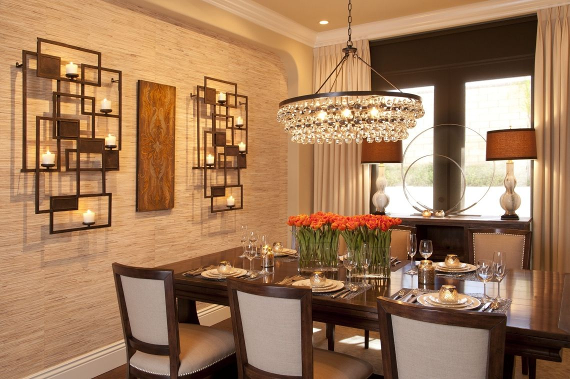 Bon Robeson Design California Home Tour    Vibrant Transitional Family Home Dining