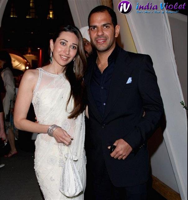 Karishma Kapoor S Husband To Marry Priya Sachdev India Violet Karisma Kapoor Celebrity Divorce Formal