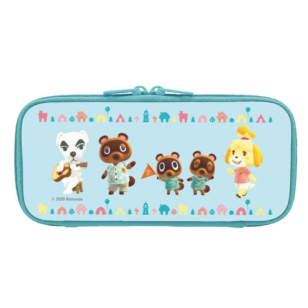 New Nintendo Switch Lite Smart Pouch Eva Animal Crossing Max