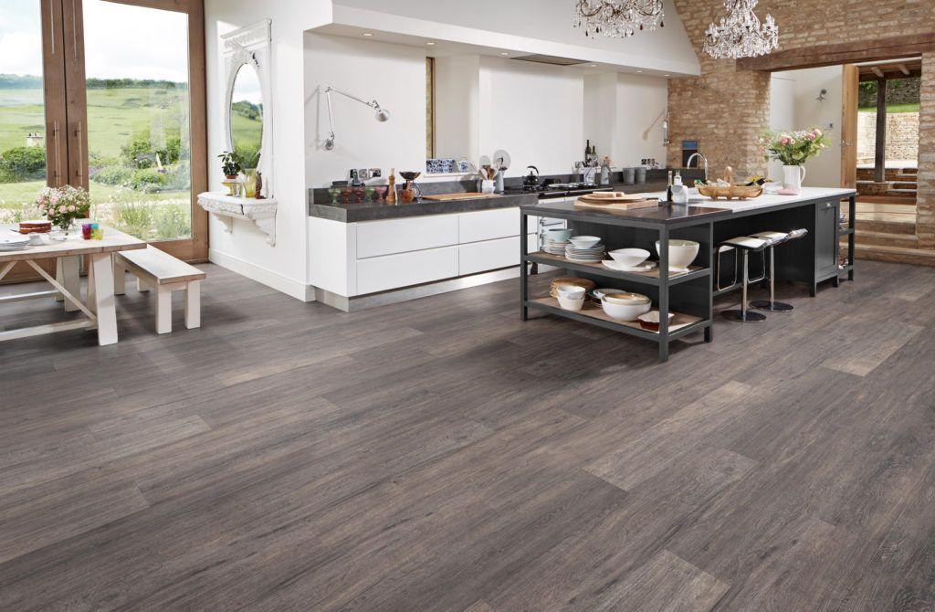 Luxury vinyl kitchen flooring in 2020 Luxury vinyl