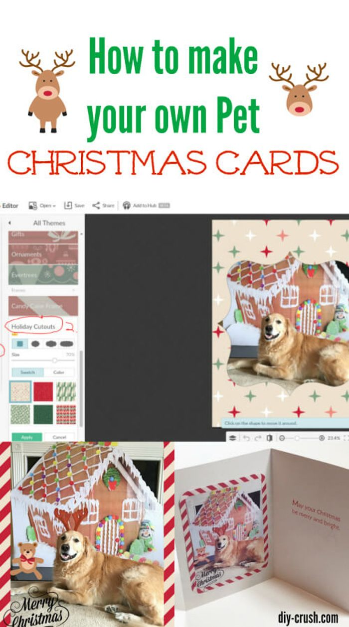 40 Cheap Diy Holiday Ideas To Inspire You Holiday Greeting Cards