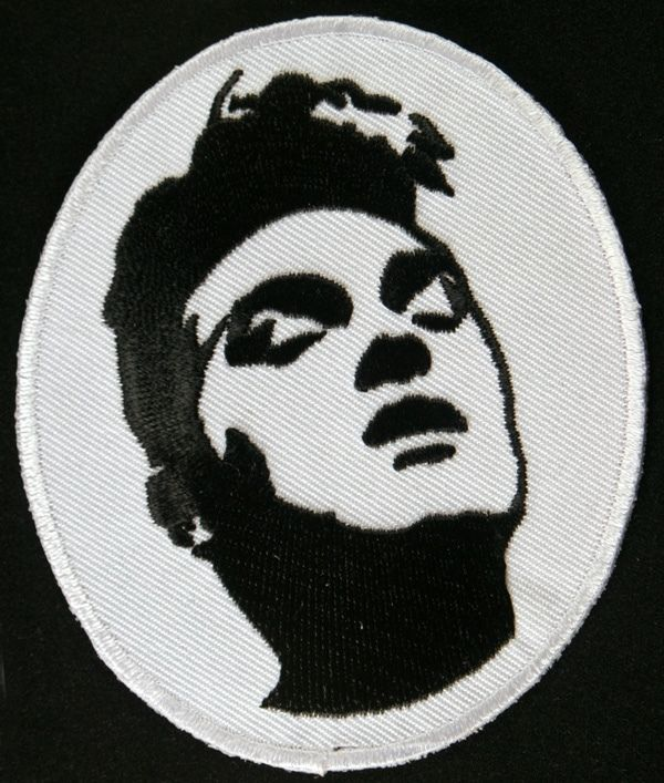 Morrissey Patch Badge The Smiths Bona Drag Musica