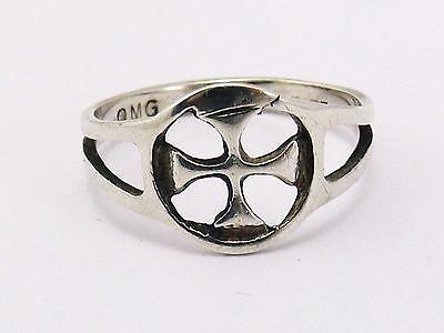 STERLING SILVER RING BY OLA GORIE   ST BONIFACE   Scottish 925 - http://elegant.designerjewelrygalleria.com/ola-gorie/sterling-silver-ring-by-ola-gorie-st-boniface-scottish-925/