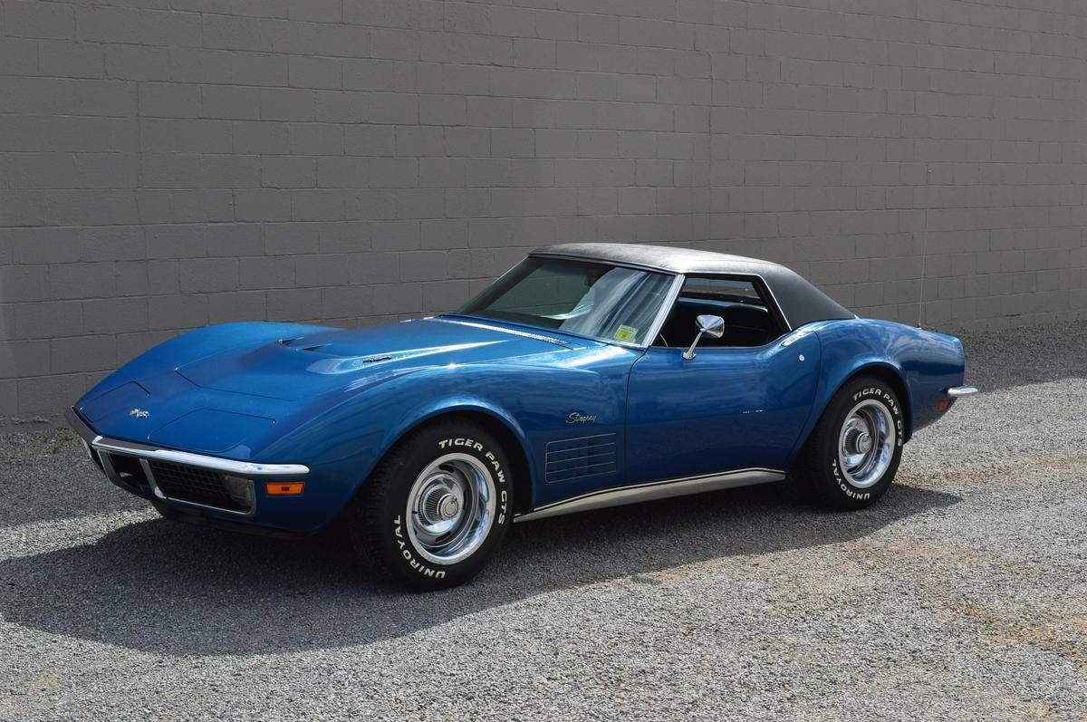 1970 Chevrolet Corvette 2 Top Roadster For Sale Hemmings Motor News Chevrolet Chevrolet Corvette Corvette