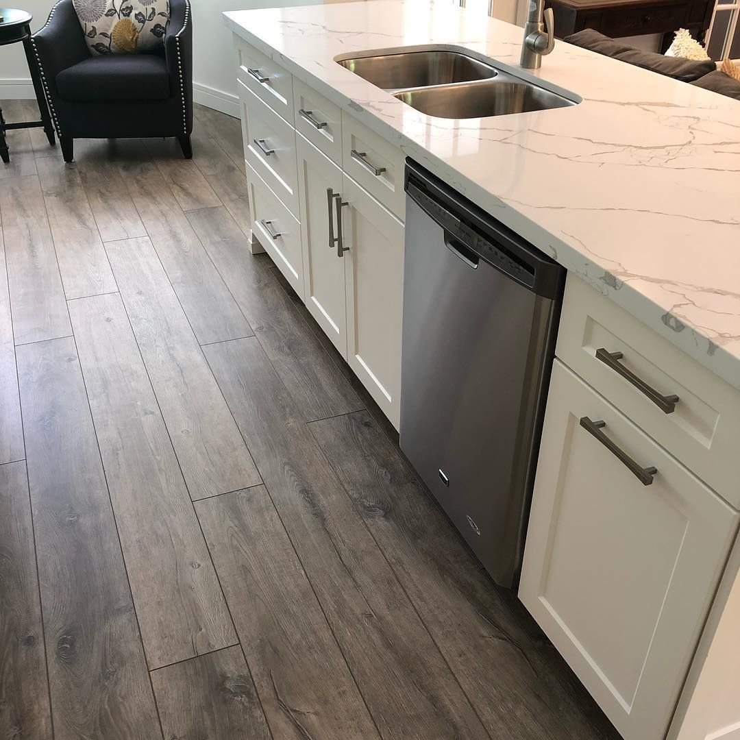 10 Kitchens With Vinyl Plank In 2020 Vinyl Flooring Kitchen Vinyl Flooring Mannington Vinyl Flooring