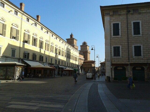 Corso Martiri della Libertà - #Ferrara