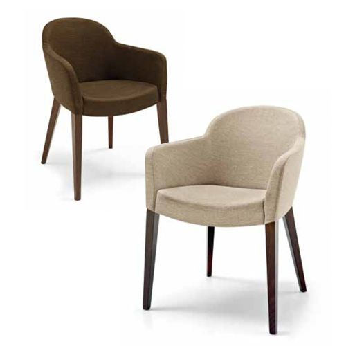 Chaises gossip calligaris salon salle manger for Chaise blanche sejour