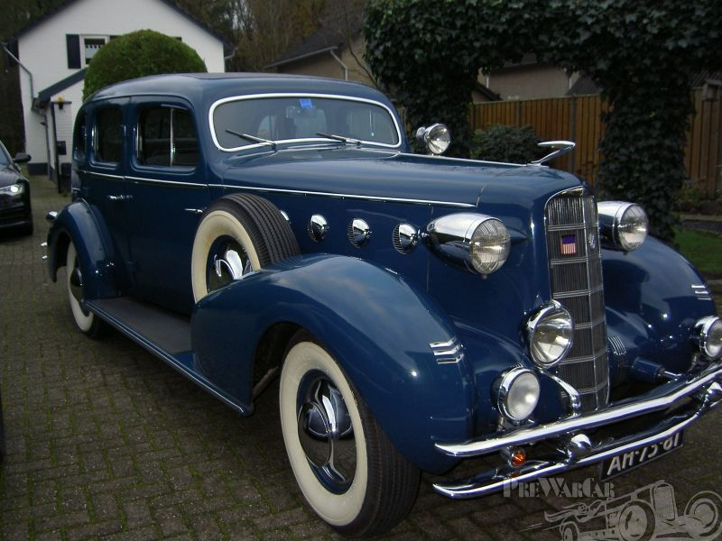 1934 Lasalle 350 Sedan Maintenance/restoration of old/vintage ...