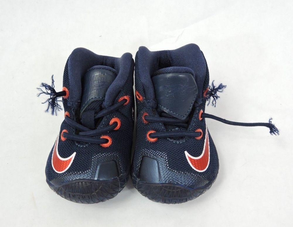 374d490cb98 ... sale nike lebron james boy blue infant shoes size 1 nike cribshoes  b92d5 72699