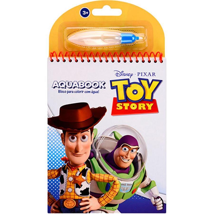 Aquabook Toy Story - Multikids - leaoleaozinho.com.br